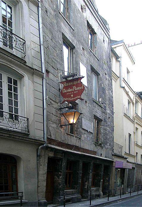 Auberge-Flamel
