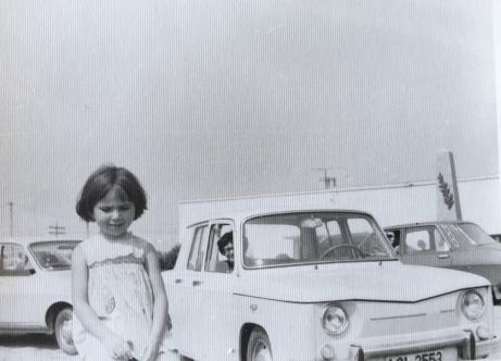 La mare cu Dacia 1100