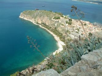 Nafplio-peninsula