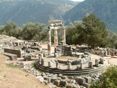Templul Delphi 2