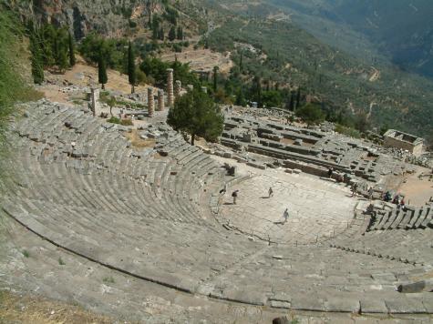 Templul Delphi 4