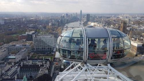 London Eye sus