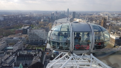 London Eye sus