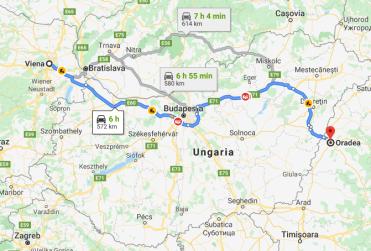 Oradea-Viena