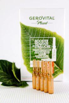 Booster vitalitate Gerovital Plant