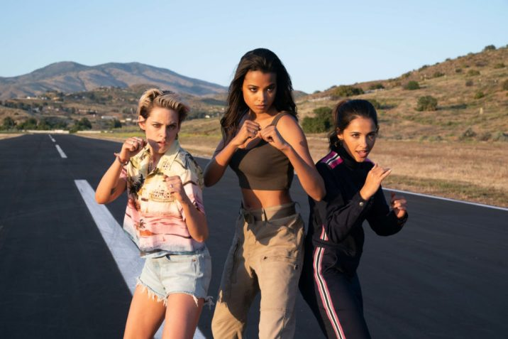Charlies Angels trio