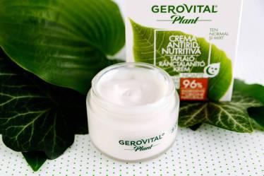 Crema nutritiva Gerovital Plant
