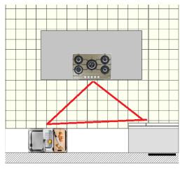 schema 1 bucatarie cu insula